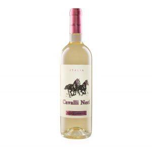 Полусладкое белое итальянское вино