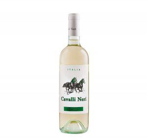 Белое сухое итальянское вино