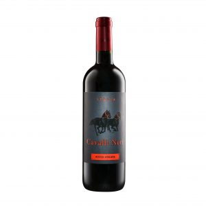 Итальянское красное сухое вино