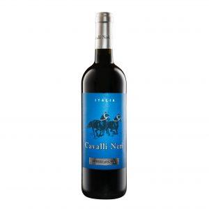 Красное сухое итальянское вино