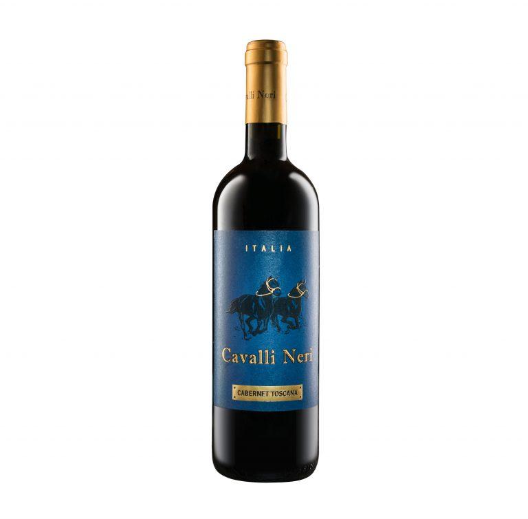 Красное сухое итальянское вино Кабарне