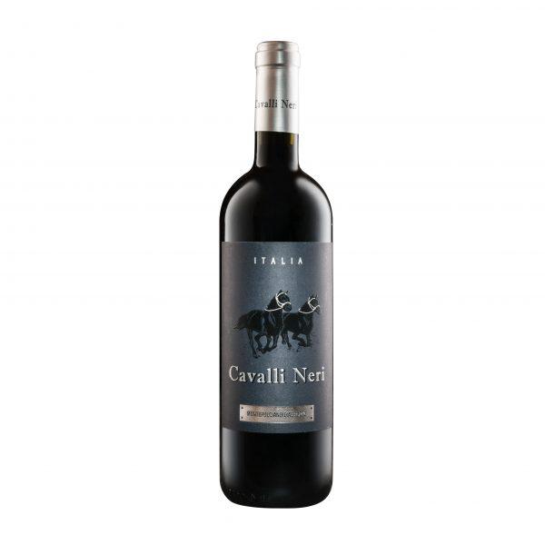 Красное сухое вино итальянское