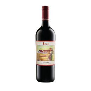 Красное сухое вино