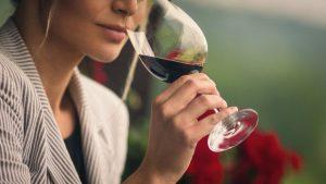 Вино для девушки