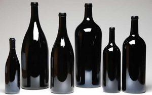 бутылка итальянского вина